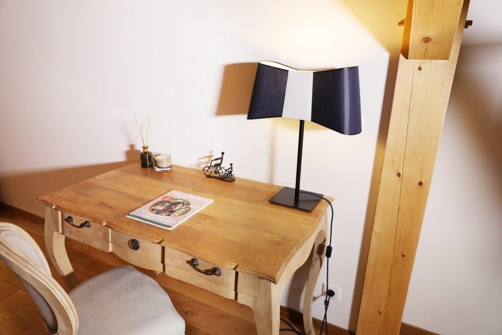 Bureau bois chambre La Furieuse